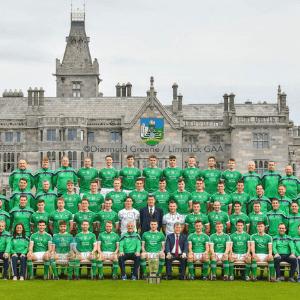 2018 Official Limerick GAA Photo